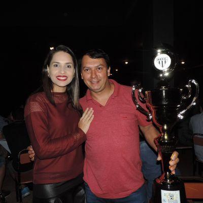 Premiação Melhores do Cafucla 2018