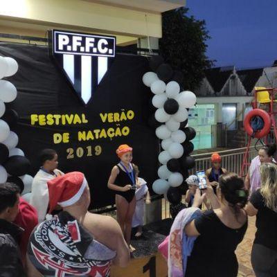 Festival Verão de Natação PFFC