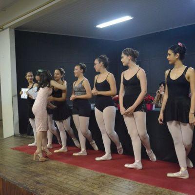 Entrega dos Certificados Ballet 2019