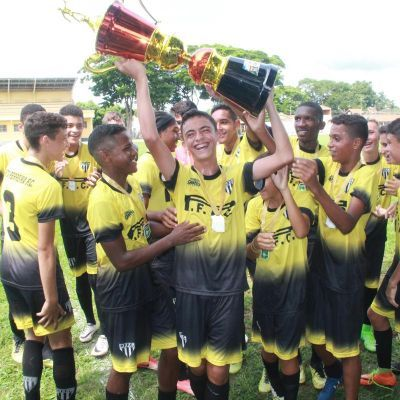 Sub 14 Campeão Copa Paulista