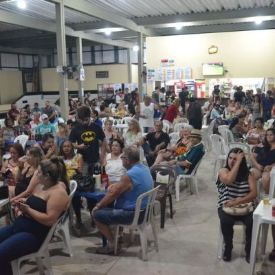 Domingueira Beneficente 2018