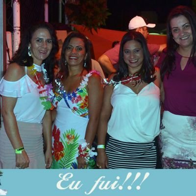 Baile do Hawaii PFFC 2017
