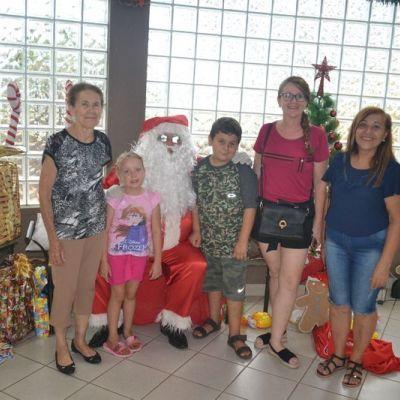 Chegada do Papai Noel 2019