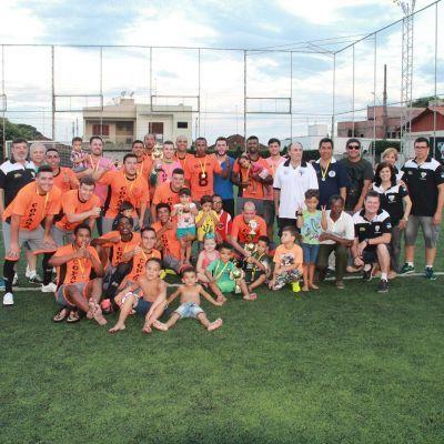 Final Campeonato Primavera 2017