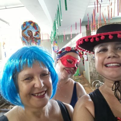 Carnaval PFFC nas Aulas