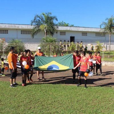 Abertura Taça Gatto Sports