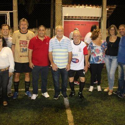 Torneio Início de Futebol Masters 55