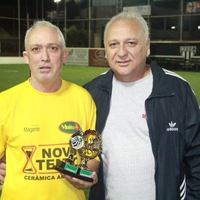 Final do Torneio Master de Futebol Society 55 Vitor Lino