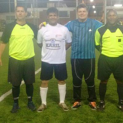 Final do Torneio Master de Futebol Society 55 Vitor Lino