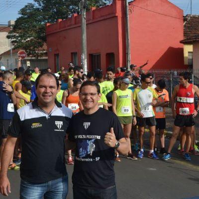 XXIV Volta Pesdestre 2017