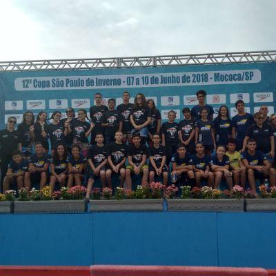 Equipe do PFFC conquista 13 podiuns na XII edição e estreando muito bem parceria com a UNAERP