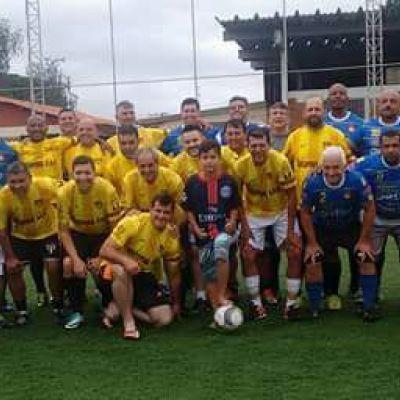 1ª Confraternização de Masters de futebol do P.F.F.C.