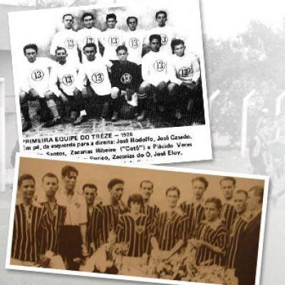 O P.F.F.C. filiou-se a LIGA DOS Amadores de Futebol.